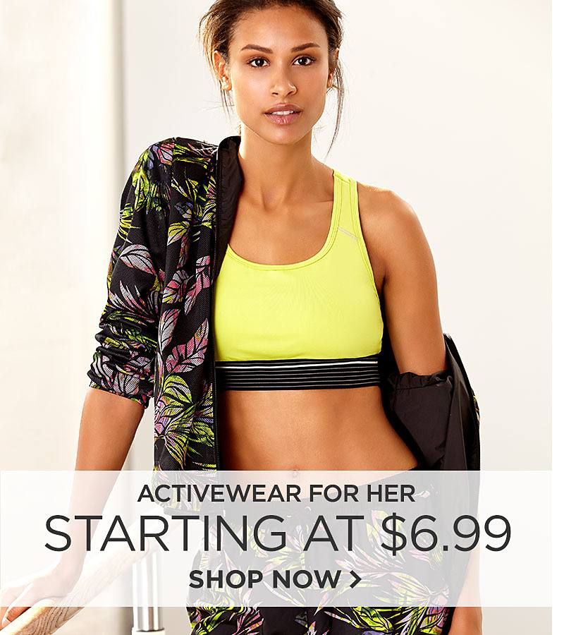 Activewear for Her