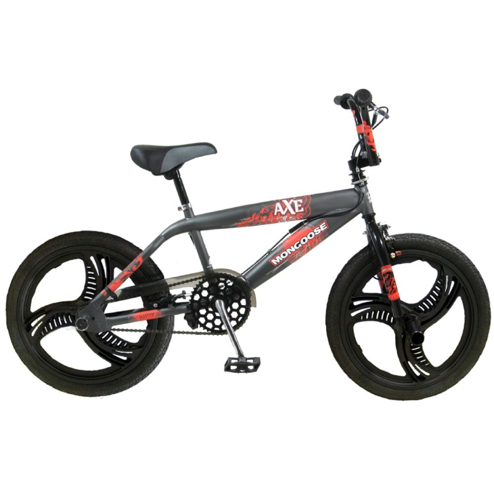 Bikes Mongoose on Mongoose 20 In  Boys Axe Bicycle Reviews   Mysears Community
