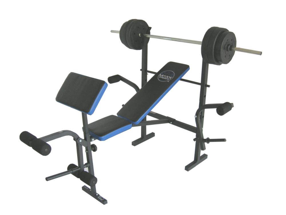 Cheap Bench Weight Set