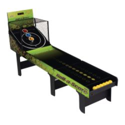 Harvard M01613F Roll-A-Score Arcade Game at Sears.com :  harvard roll a score arcade game skee ball arcade game skee ball