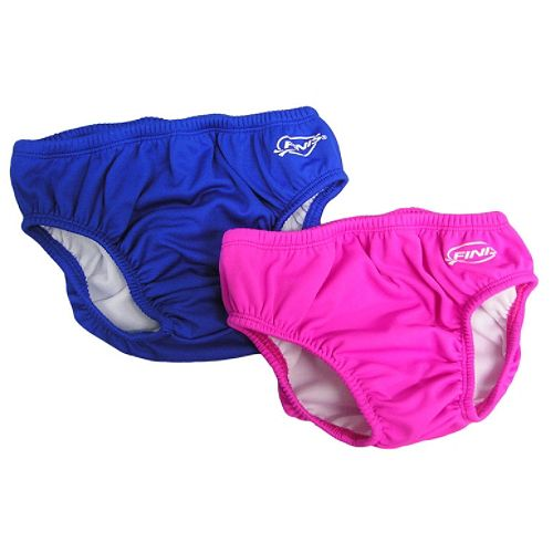 Finis Girl's Swim Diaper Pink Solid 4T $ 9.99