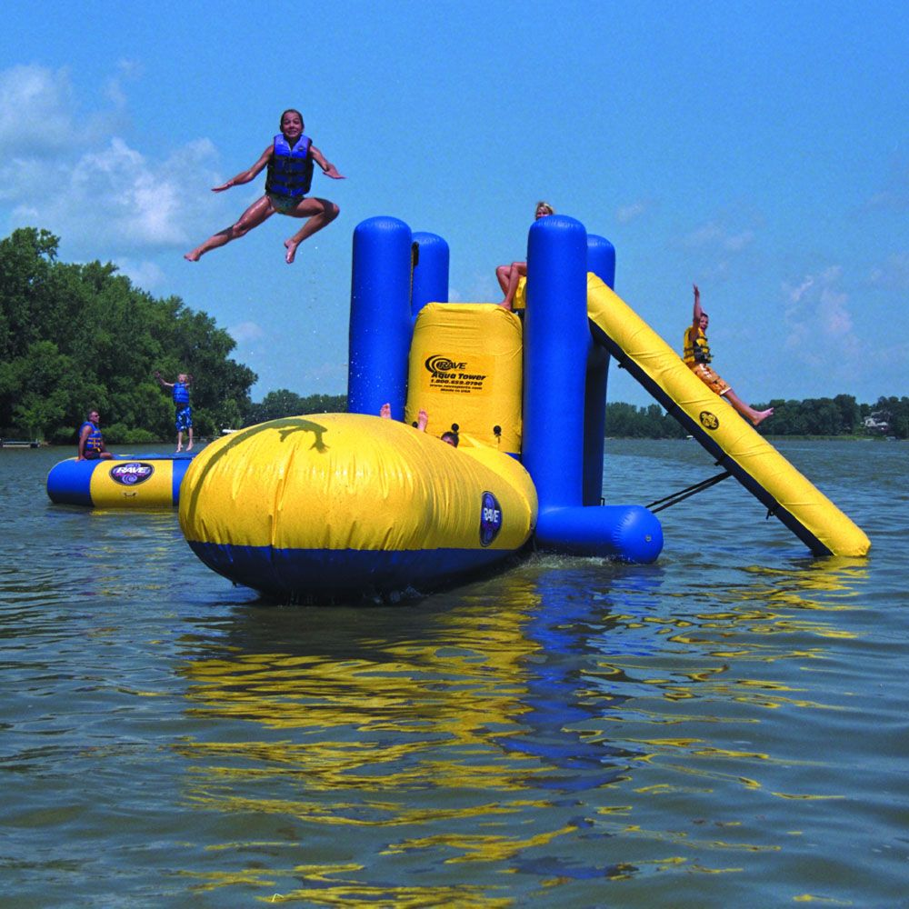 Trampoline Springs Calgary: 'Who Invented Water Trampolines' 'professional Trampolines