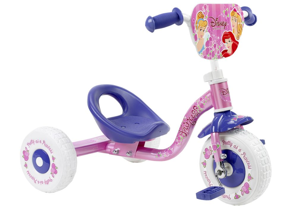 Huffy Lights and Sounds Folding Tricycle - Disney Princess - Huffy