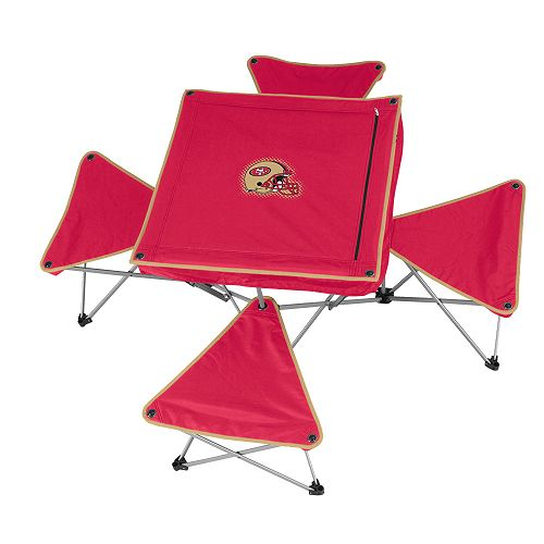 Table w/4 Stools-49ers $ 149.99