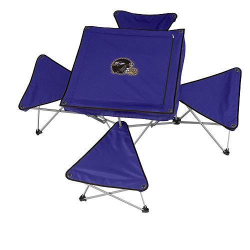 Table w/4 Stools-Ravens $ 149.99