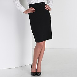 Apostrophe Essential Yoke Skirt - Model A8397 at Sears.com