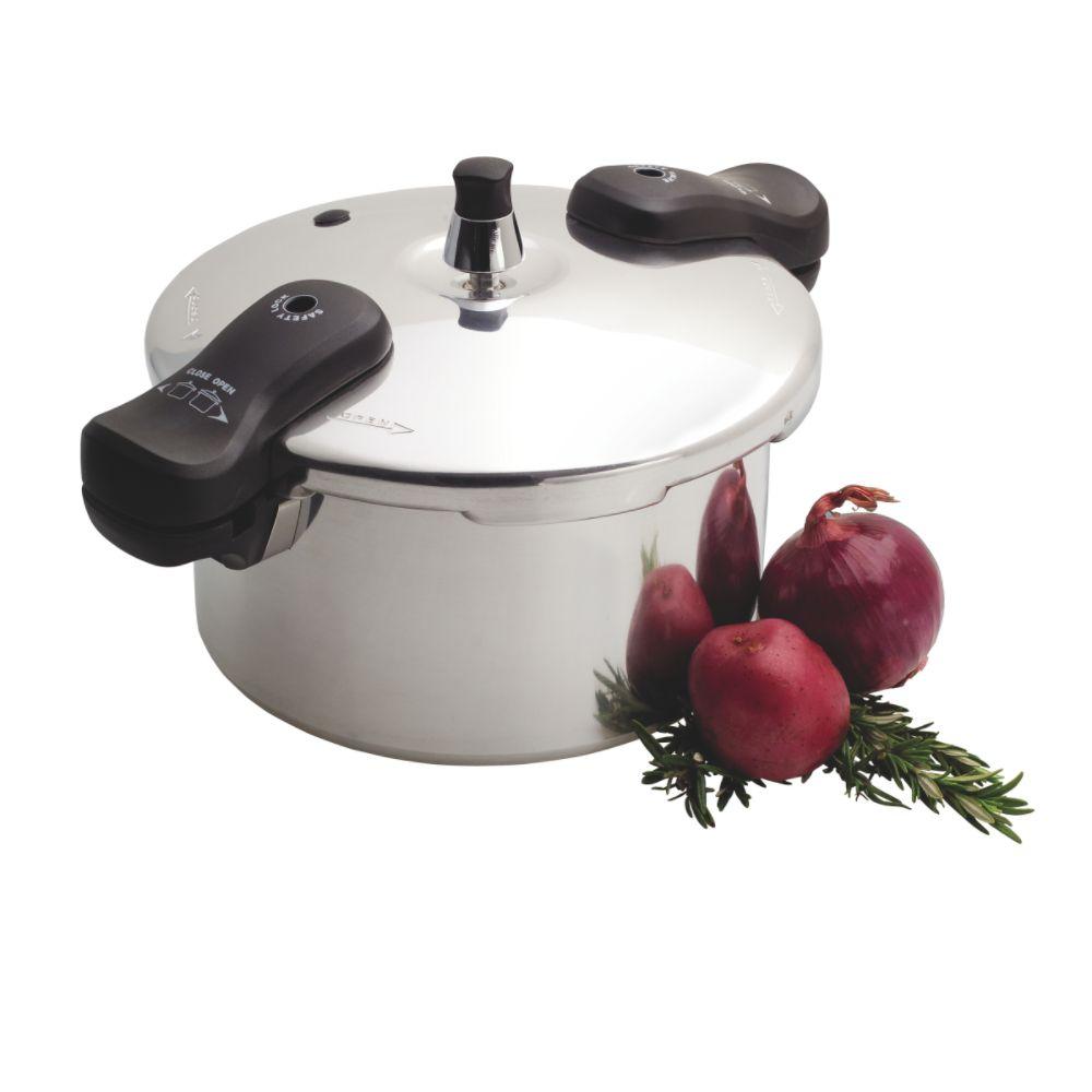 basic essentials pressure cooker