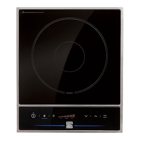 Kenmore Elite 1500W Induction Hot Plate - MC-STW1501 $ 159.99