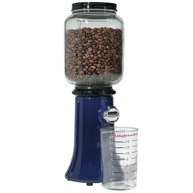 kitchenaide coffee mill