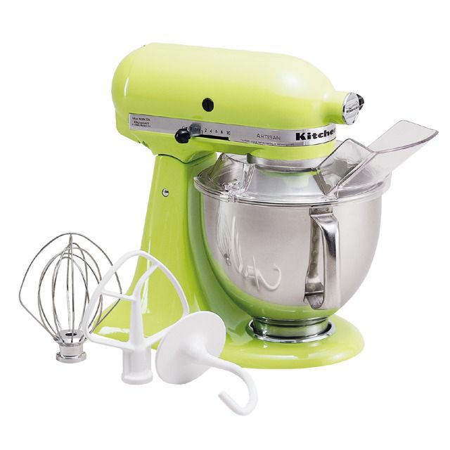 KitchenAid Artisan Series 5 Quart Stand Mixer, Citron Reviews