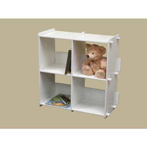 Sourcing Solutions 4 Cubby Storage Shelves $ 40.49