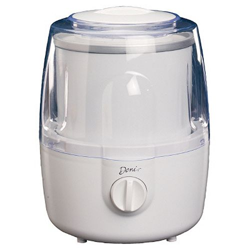 Deni Automatic Ice Cream Maker - Clear - 5200 $ 44.99