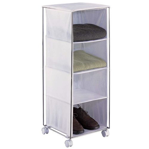 Neu Home 4-Cubby Storage Unit $ 22.49