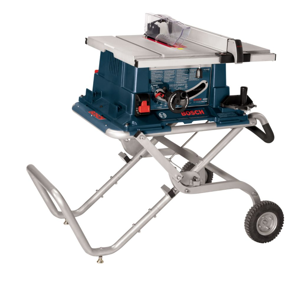 Bosch Portable Table Saw Boush Website