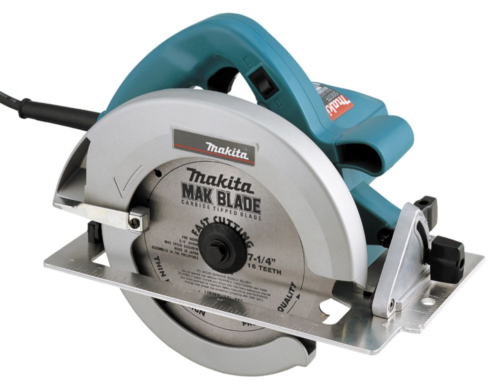 Makita Circular Saw. Makita 7-1/4 in. Circular Saw