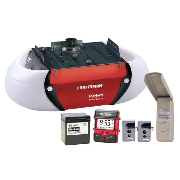 Free Craftsman Garage Door Opener User Manuals ManualsOnline