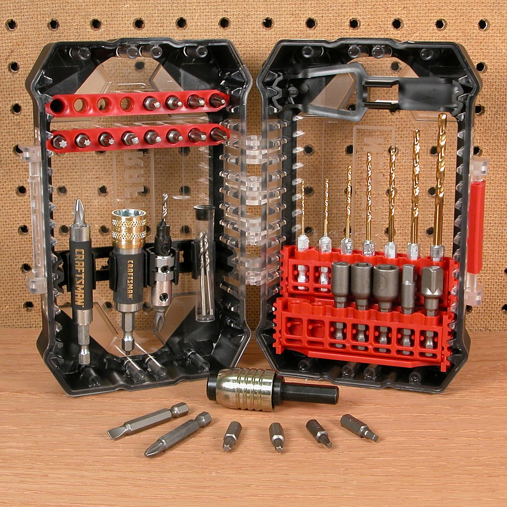 Sears - Craftsman 40 pc. Drill and Drive Set - $24.99