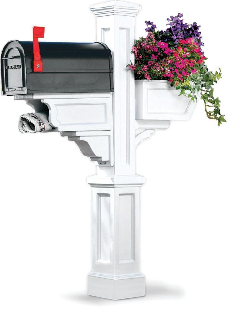 http://www.free-diy-plans.com/plans-mailbox-post.html