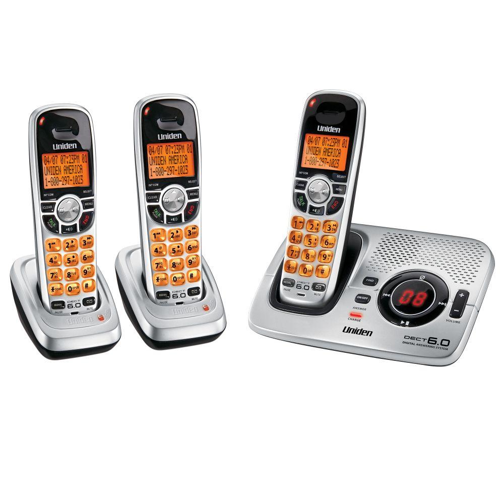 Uniden DECT 6.0 Cordless Phone