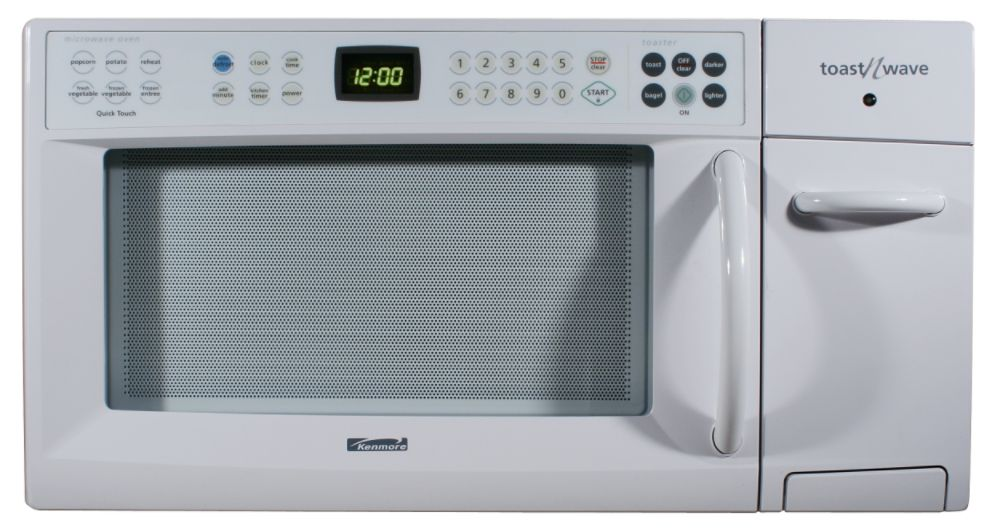 MICROWAVE OVEN TOASTER COMBINATION ? MICROWAVE OVENS