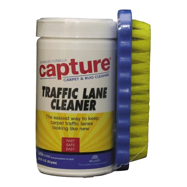 Capture High Traffic Cleaner