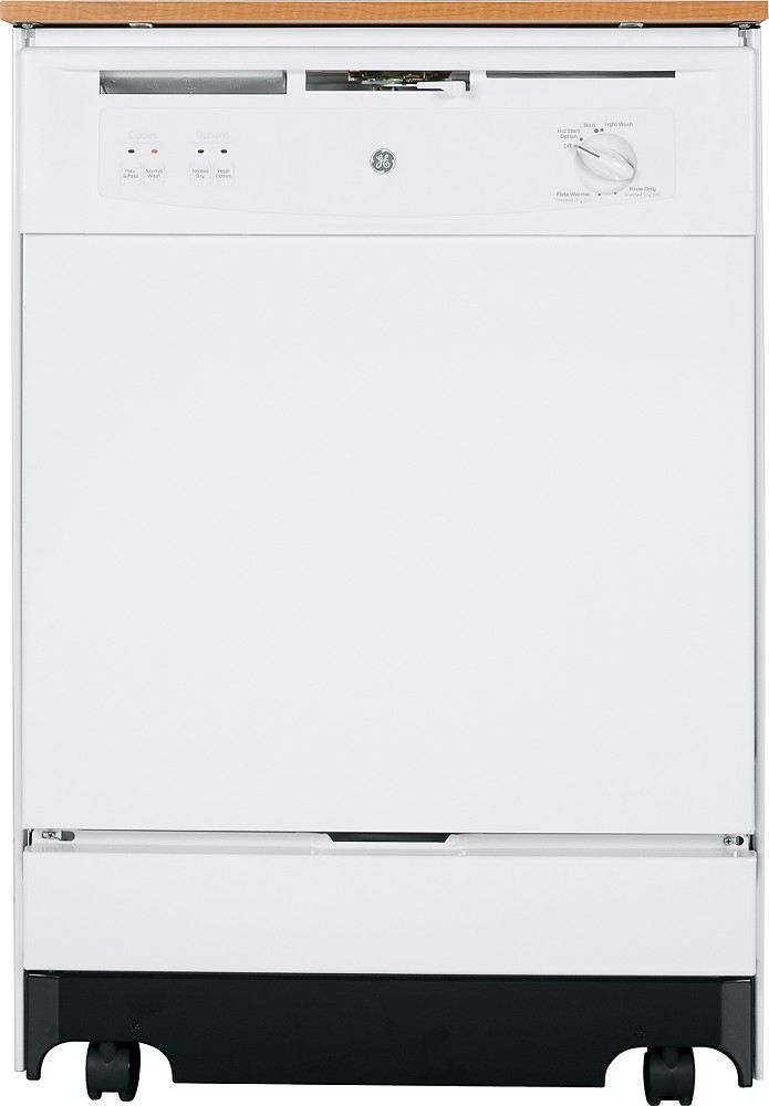 Sears Kenmore Portable Dishwasher Stainless Interior Kitchen Appliances
