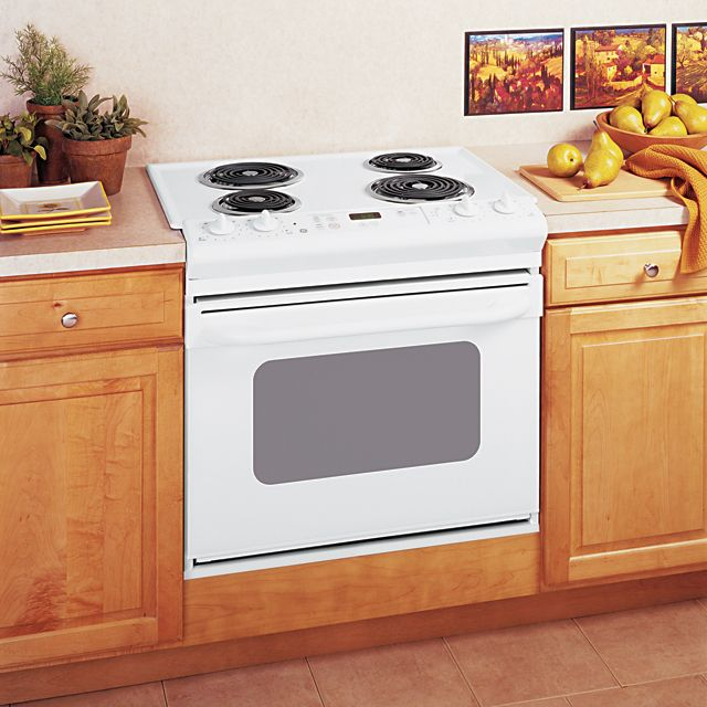 Drop In Ranges - Upgrade Your Kitchen To A Drop In Range