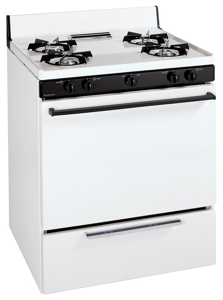 how to use the clean function on a frigidaire oven