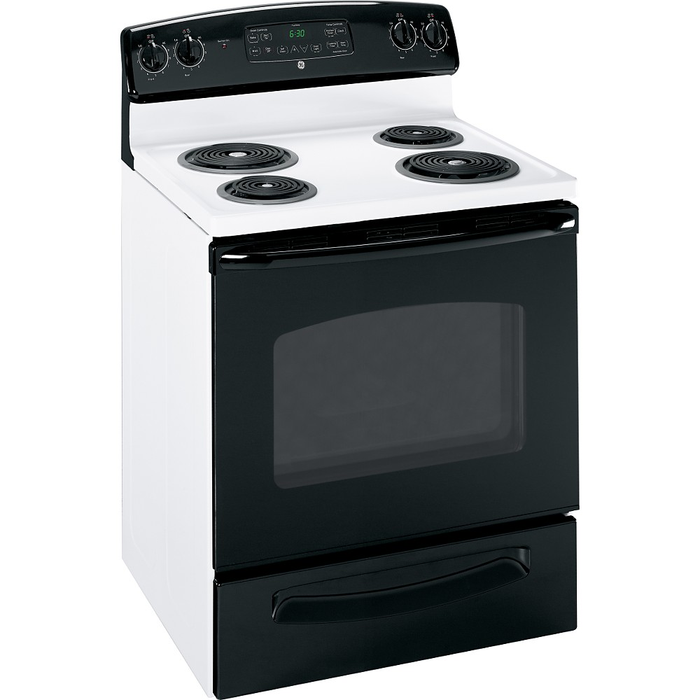Electric Kitchen Stoves Sears ~ Sears galaxy electric manual clean freestanding range