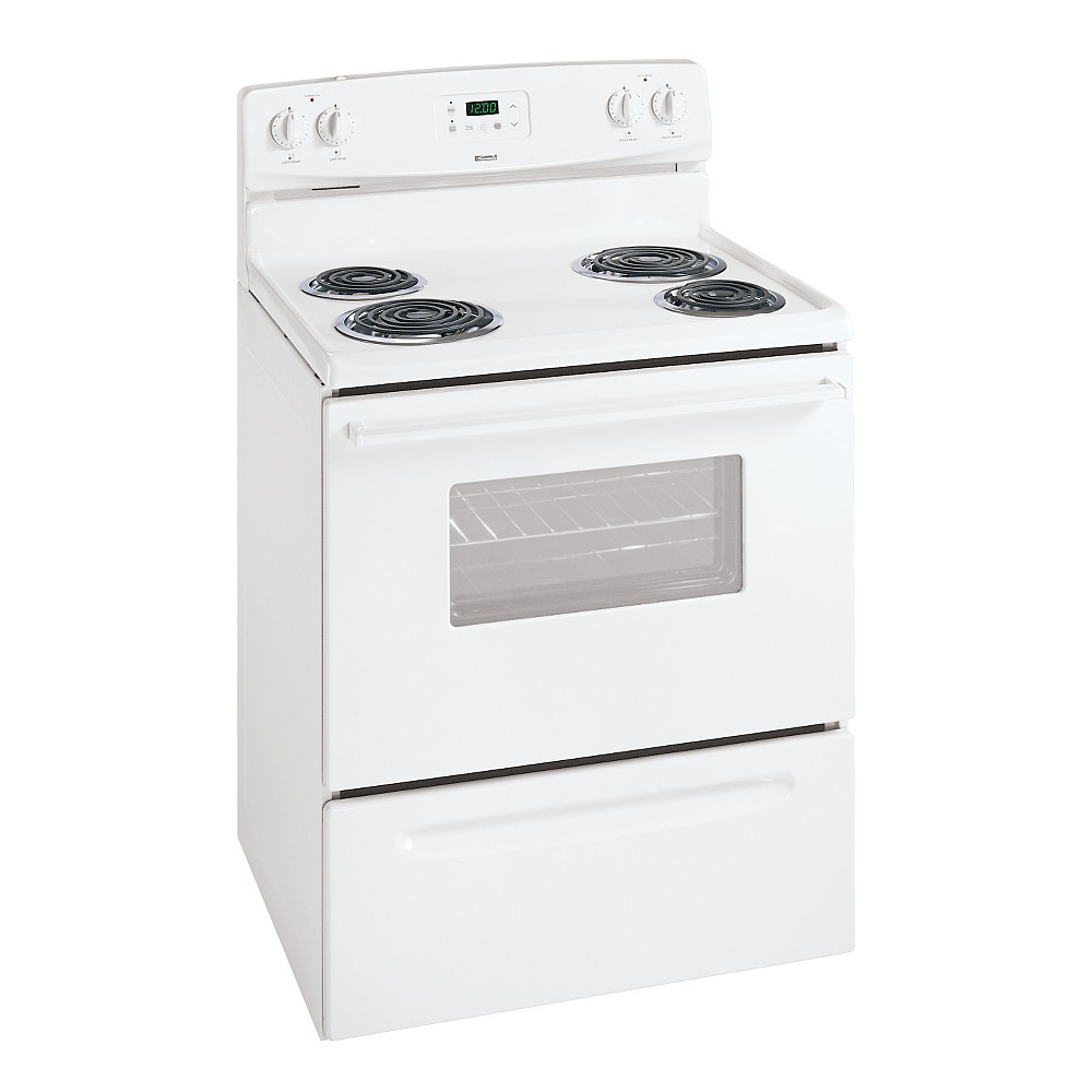 Sears Galaxy Electric Manual Clean Freestanding Range