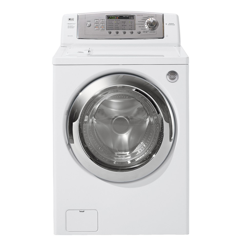 Sears Lg Front Load Washer With Sanitary Cycle Laundry