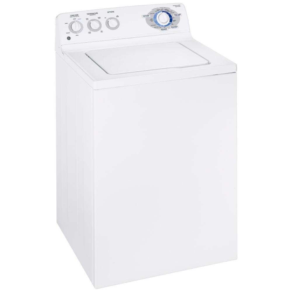 GE 3.5 Cu. Ft. King-Size Washer Review, Model: WDRR2500KWW - Yahoo
