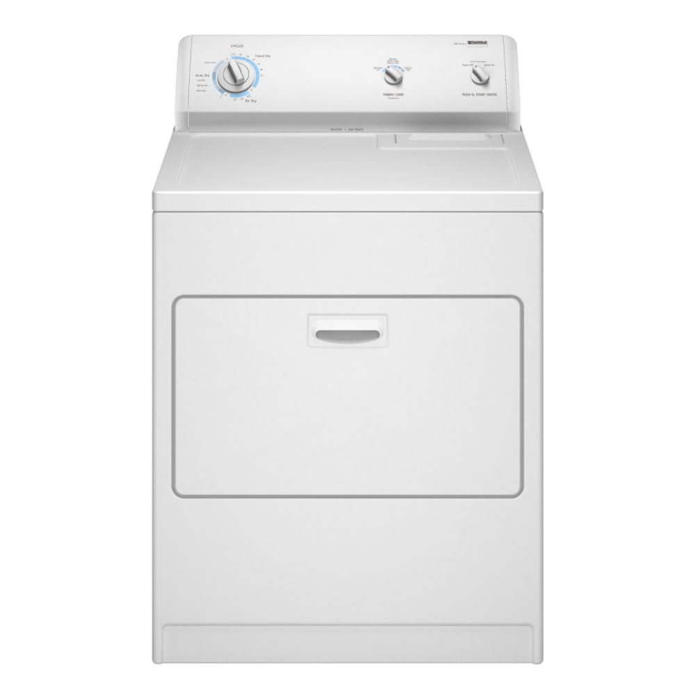 Kenmore Dryer Series 80 electric - starts, gets hot then shuts