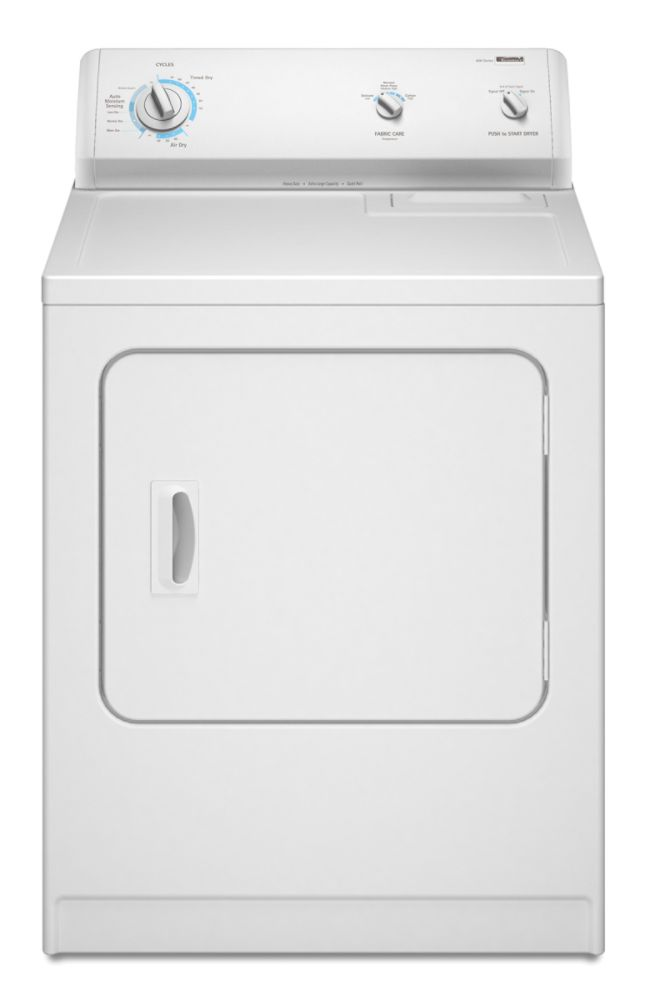 Kenmore Series 90 Electric Dryer No Heat Blow Drying