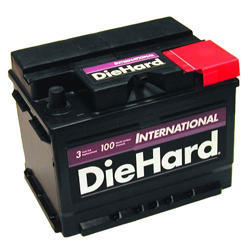 DieHard International (with exchange) $ 124.99