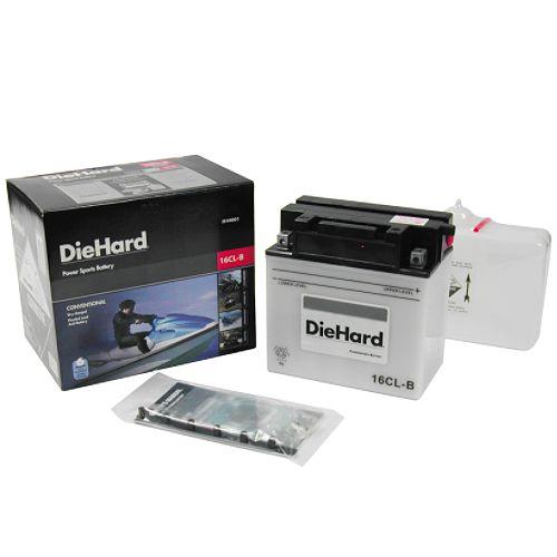 DieHard PowerSport Battery 16CL-B (with exchange) $ 56.69