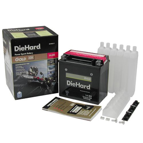 DieHard Gold PowerSport Battery 14-BS (with exchange) $ 79.19