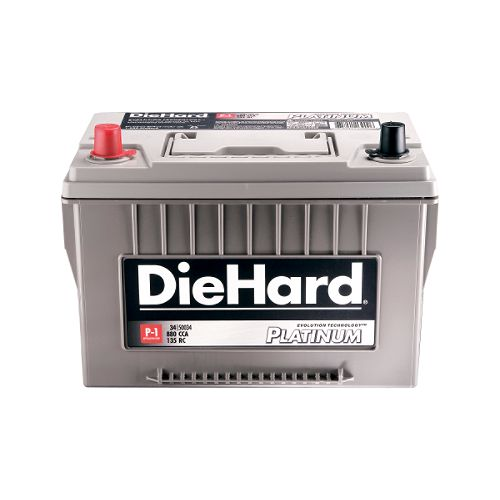 DieHard Automotive Battery, Platinum P-1 - Group Size 34 (with exchange) $ 189.99