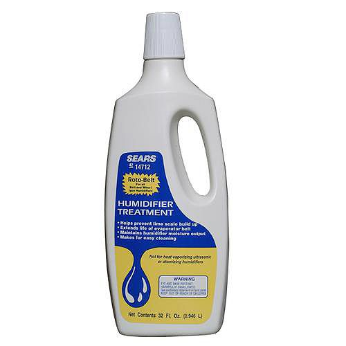 Kenmore Humidifier Liquid Water Treatment - 14712 $ 6.99