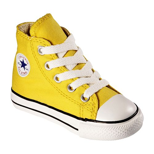 Converse Toddler Chuck Taylor All Star High top Shoe - Buttercup $ 19.99