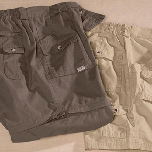 Foxfire Men's Convertible Utility Pants $ 35.00