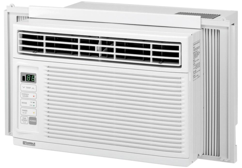 Sears Kenmore 5 000 Btu Single Room Window Air Conditioner