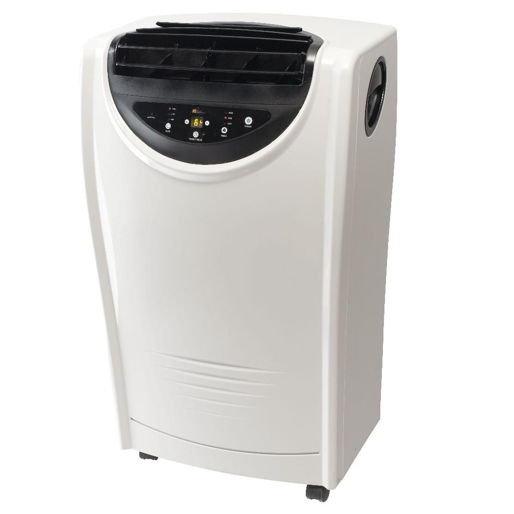 Portable Air Conditioners If you want to cool a room, but for various reasons you are unable or unwilling to install a permanent AC unit, a portable air conditioner unit is the right solution for you. Portable air conditioners are easy to set up and relocate at any time.