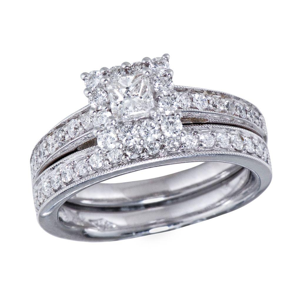 sears trio wedding ring sets sears wedding bands Sears trio wedding ring sets