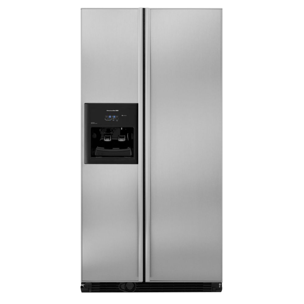 kitchenaid refrigerator side by side