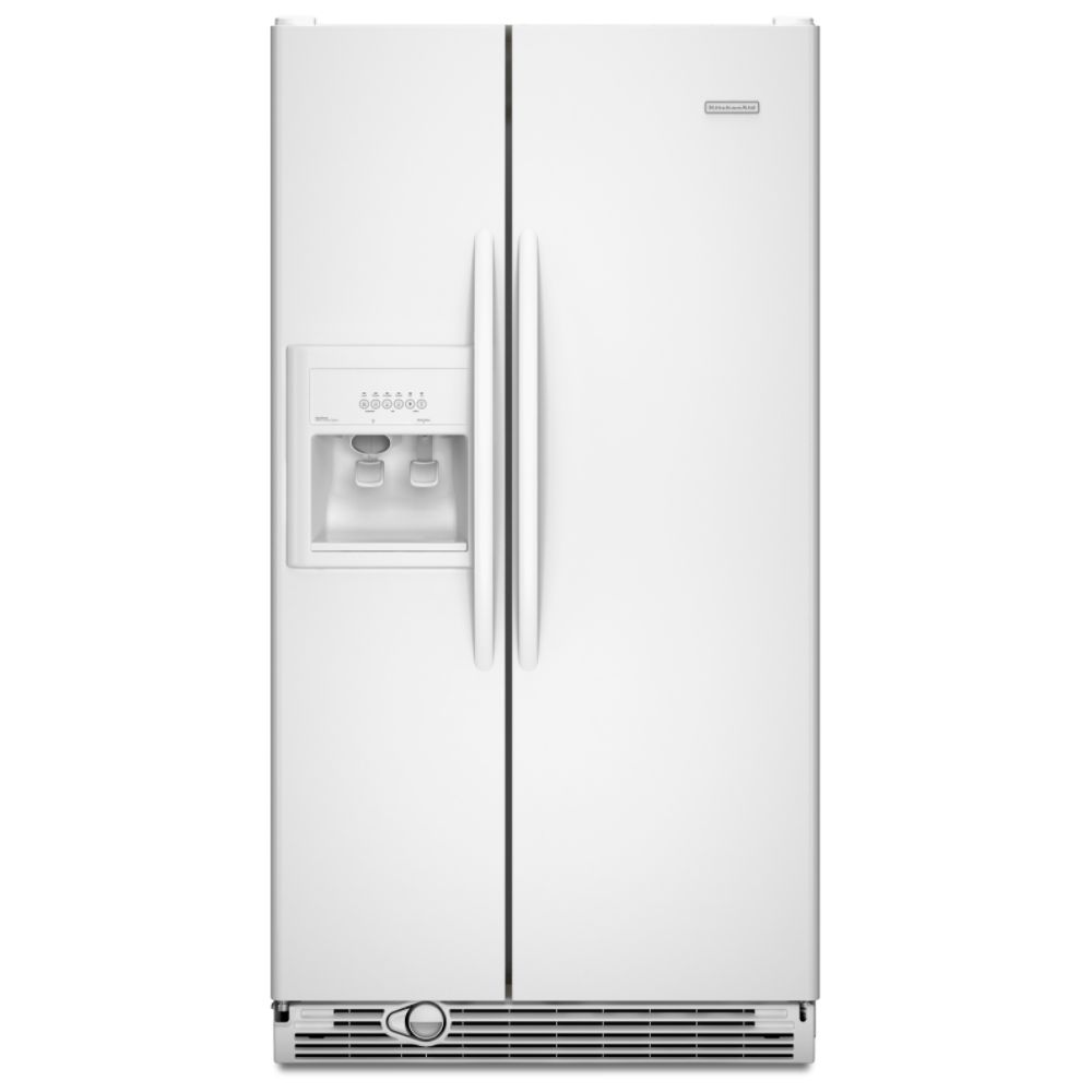 Kitchenaid Side Refrigerators Top Rated