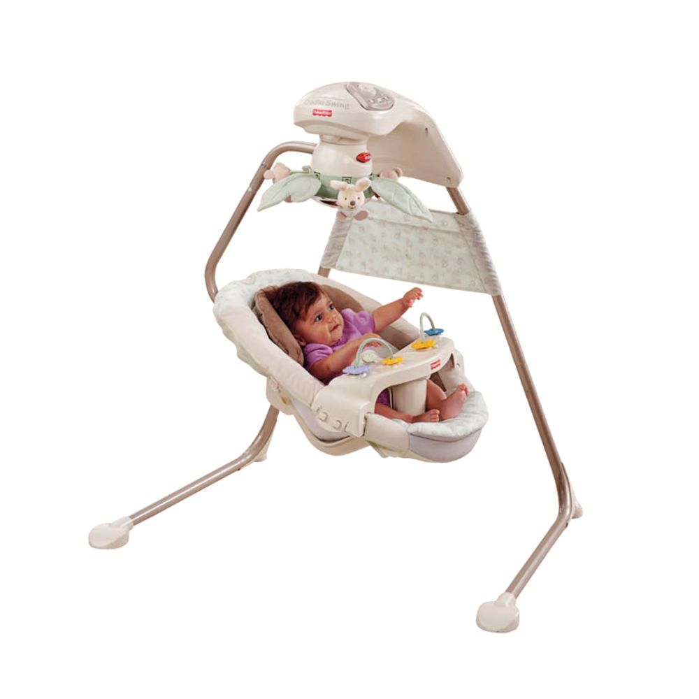 Fisher Price Papasan Swing Nature S Touch Kurgara