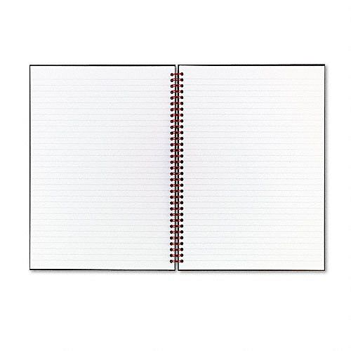 Black n' Red Twinwire Black Hardcover Notebook, Ruled, 70-Sheet $ 10.49