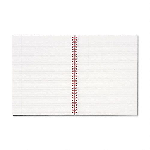 Black n' Red Polypropylene Twinwire Notebook, Letter, 70 Sheets $ 7.49