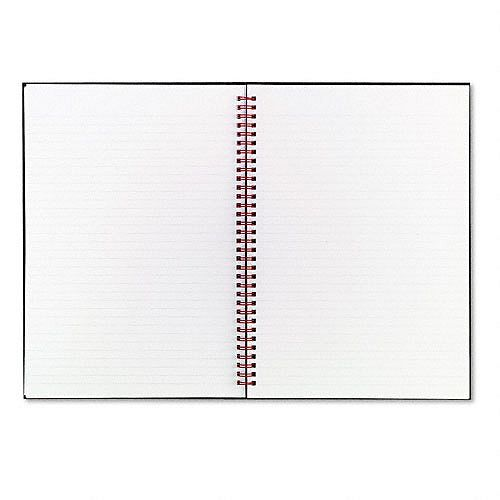 Black n' Red Twinwire Perforated Notebook, Ruled, 70-Sheet $ 9.79